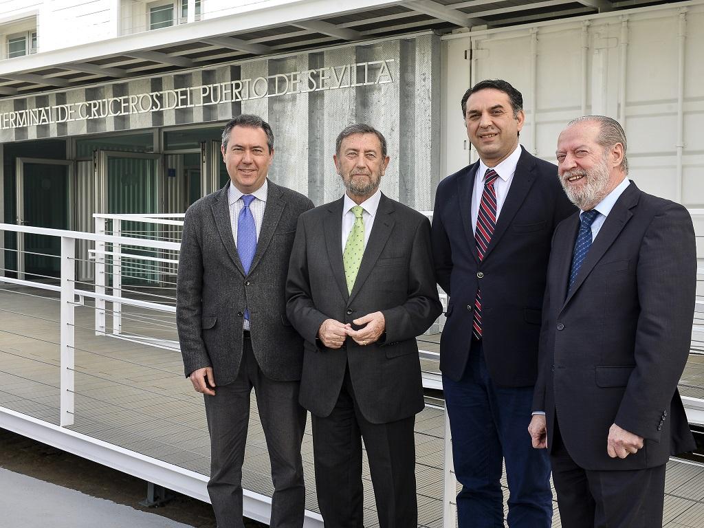 Sevilla Refuerza su Competitividad como Destino de Cruceros con una Nueva Terminal de Recepción de Pasajeros