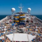 La contribución de la industria de cruceros a la economía española es de 1323 millones €