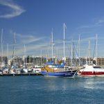 Reciben a 300 cruceristas en el Puerto de Castellón