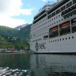 "MSC cruceros posicionara en China su barco ""Splendida"""