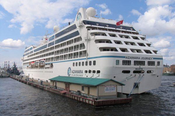 Azamara Crucero