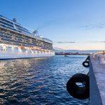Tarragona Cruise Port Costa Daurada promociona su oferta de cruceros.